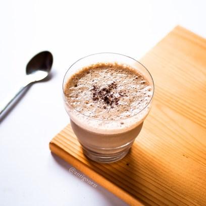 Frappuccino Milkshake