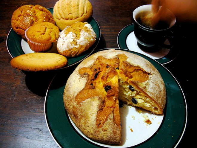 Guatemalan Sweet Bread Sampler