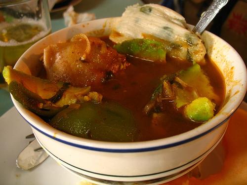 Guatemalan Cuisine: The Kak'ik