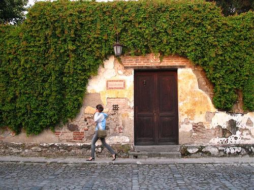 Casa de los Pasos in Antigua