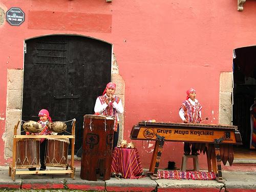 Grupo Maya Kaqchikel