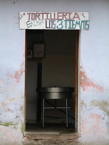 Tortilleria Ericka, Los Tres Tiempos