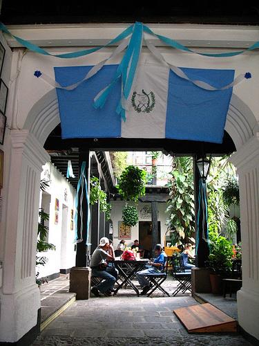 Guatemalan Independence Day Bunting