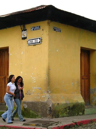 Guatemalan Women Are Moving!
