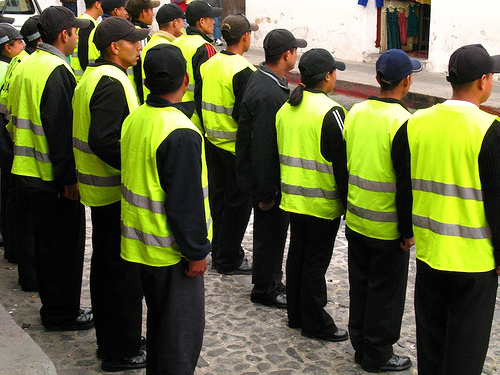 New Traffic Police Officers