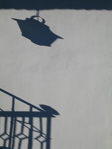 Antigua's Lamp Shadow