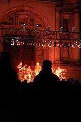 Quinteto de Jazzuv in Antigua Guatemala's Jazz Festival 3