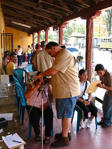 Jornada Médica in San Pedro Las Huertas