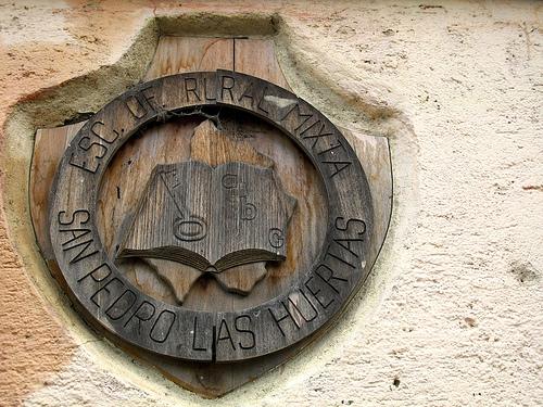 Escuela Oficial Rural Mixta - San Pedro Las Huertas