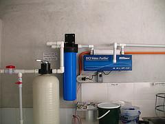 Ultraviolet Water Purifier Hunapu Water Station