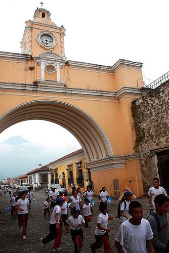 Guatemala's Independence Day Celebrations