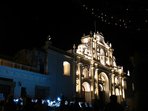 Free Christmas Concerts in Antigua Guatemala