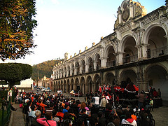 Christmas Carols in Antigua Guatemala  3
