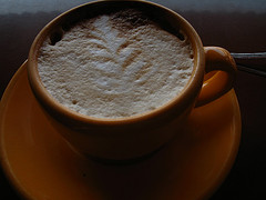 Coffee Time: Latté