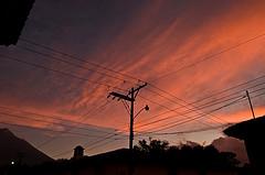 Antigua's February Sunsets 2