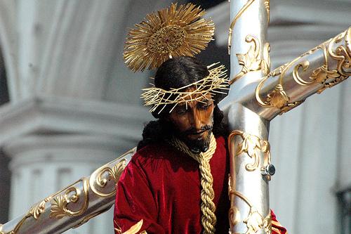 Cristo Close-up