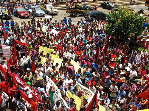 Market Marchers Manifestation 5