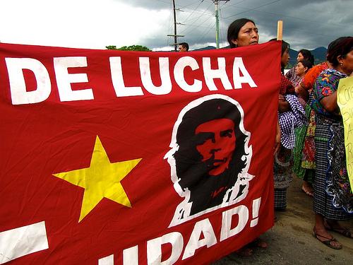 El Che Vive by Rudy Girón