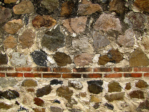 Antigua's Stone Texture Wallpaper by Rudy Girón
