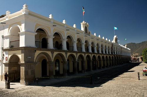 New Look of Palacio de Los Capitanes by  Rudy Girón
