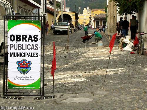 Obras Públicas Municipales