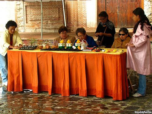 Festival Artes Especiales Booth by Rudy Girón