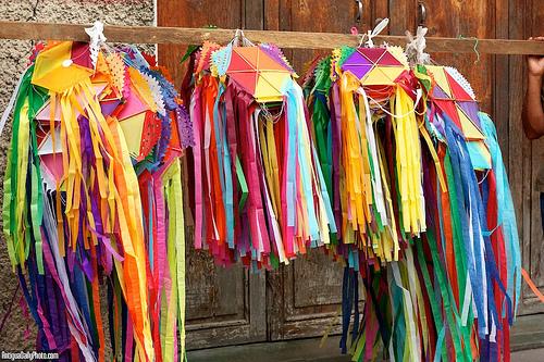 Guatemalan Kites by Rudy A. Girón