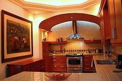 Casa Antigüeña: The Kitchen