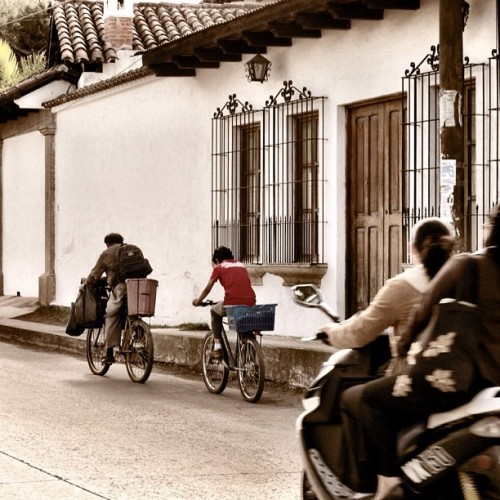 Two-wheelers are the most popular vehicle in Guatemala by Rudy Giron