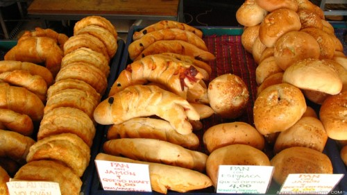 Santa Clara's Bakery in Antigua Guatemala by Rudy Girón