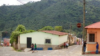 Visiting San Juan del Obispo by Rudy Giron