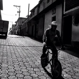Easy Rider, Guatemalan Style by Rudy Giron