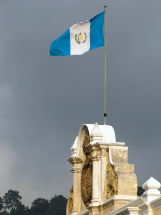 August 17 is Guatemala's National Flag Day! by Rudy Giron
