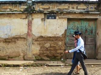 Walking Is Still The Best Way to Get to Know Antigua Guatemala by Rudy Giron
