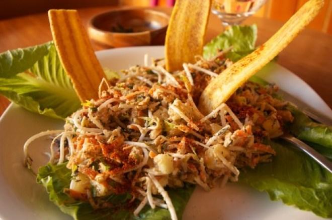 Thai Salad from Pitaya Juice Bar by Rudy Giron