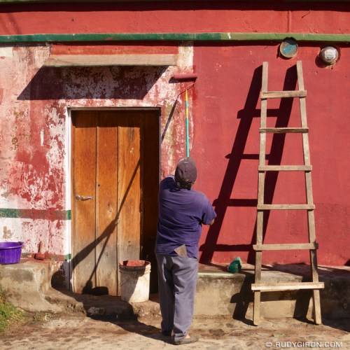 Rudy Giron: AntiguaDailyPhoto.com &emdash; New paint for a new year