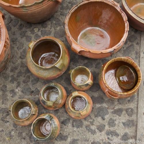 Rudy Giron: AntiguaDailyPhoto.com &emdash; Clay Pottery for Sale