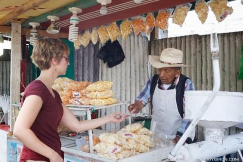 Rudy Giron: AntiguaDailyPhoto.com &emdash; Velación Foods: Frituras