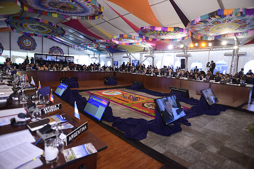 Second Plenary Session of the 43rd OAS General Assembly