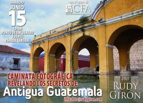 Antigua Photowalks by Rudy Giron
