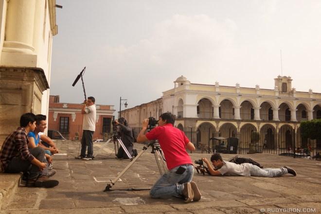 Rudy Giron: AntiguaDailyPhoto.com &emdash; Camera! Ready?! Action!