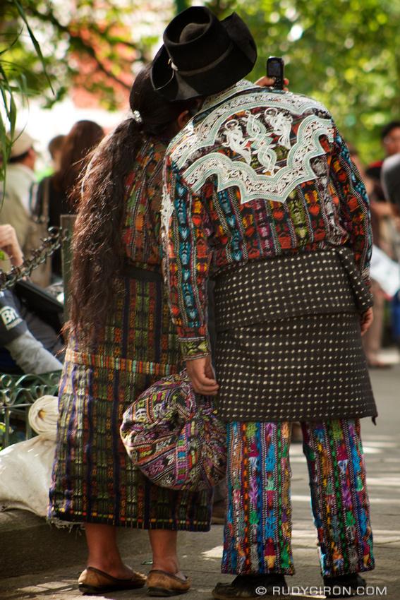 Rudy Giron: AntiguaDailyPhoto.com &emdash; Colorful Mayan Clothing from Guatemala