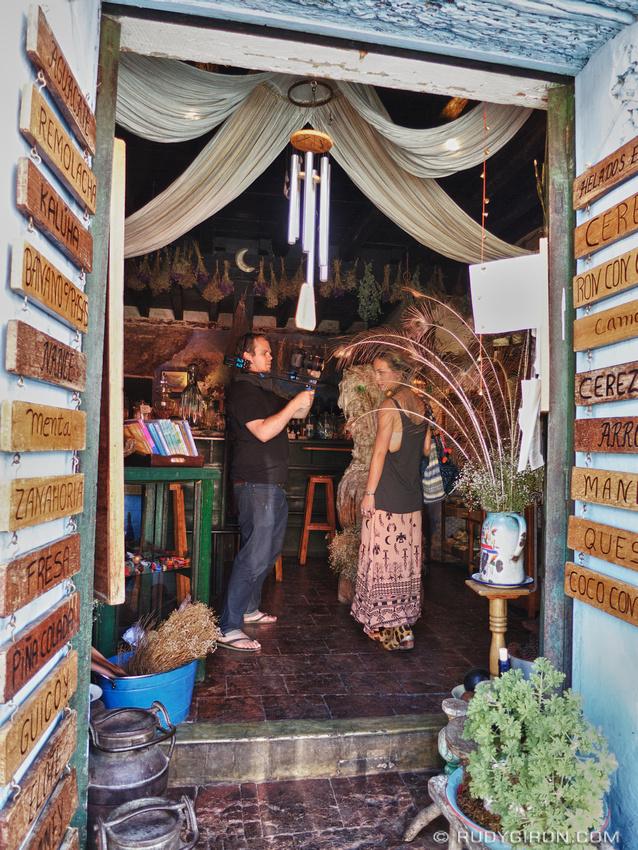 Rudy Giron: AntiguaDailyPhoto.com &emdash; Fashion Shoot at Tienda de Doña Gavi