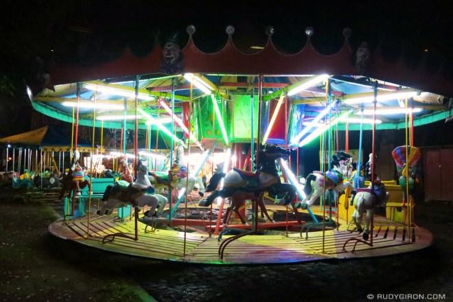 Rudy Giron: AntiguaDailyPhoto.com &emdash; The Lonely Mini Fair at Alameda El Calvario
