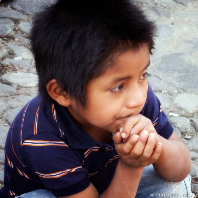 Rudy Giron: AntiguaDailyPhoto.com &emdash; Día del Niño en Guatemala