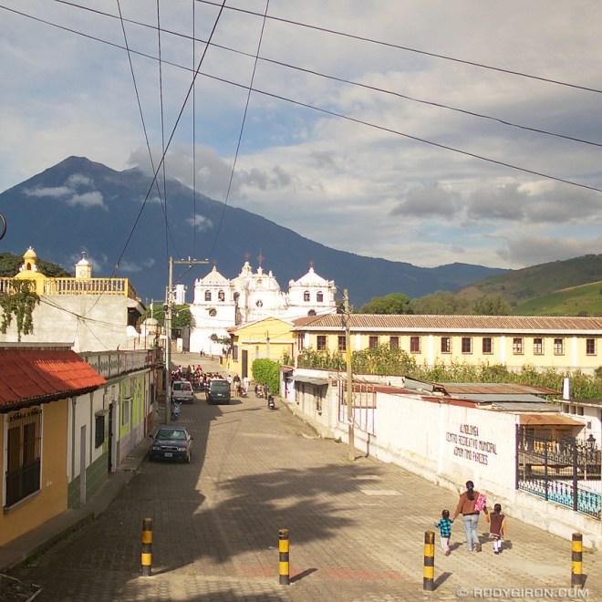 Rudy Giron: AntiguaDailyPhoto.com &emdash; Visiting Ciudad Vieja
