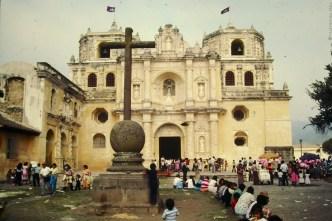 Iglesia de Nuestra Señora de La Merced in 1980