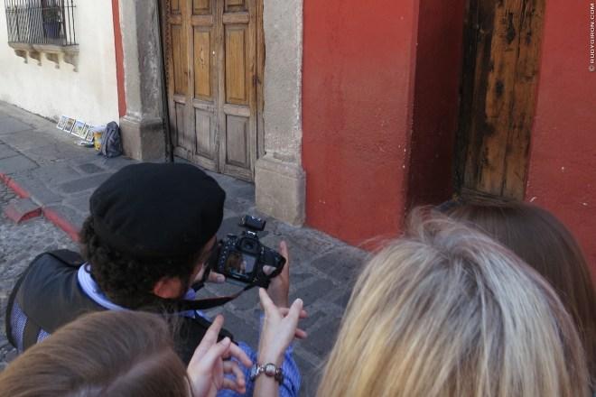 Destination Artistic Senior Portraits in Antigua Guatemala by Rudy Giron Photography