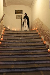 Colonial Monks for the 471st Anniversary of Antigua Guatemala image by Rudy Giron + http://photos.rudygiron.com© Rudy Giron