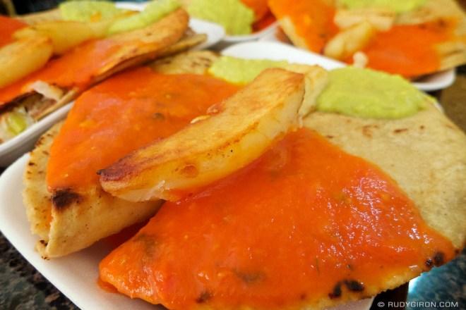 Rudy Giron: Antigua Guatemala &emdash; Guatemalan Food: Dobladas